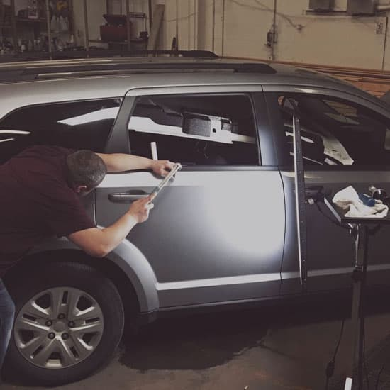 Dent and Door Ding Repair Service
