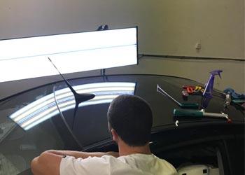Dent puller in Front Range