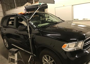 Front Range Auto Hail Repair Denver CO Facility