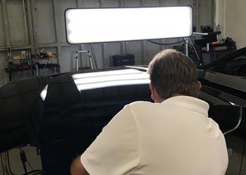 Lakewood Paintless dent repair PDR Auto Body Shop