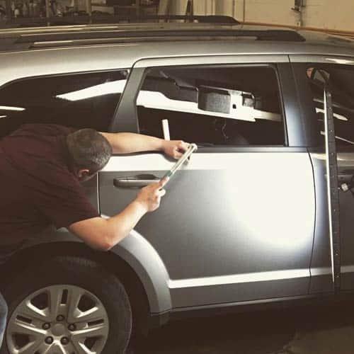 Aurora Auto Hail Repair and Paintless Dent Repair