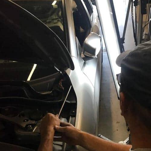 Littleton Paintless Dent Repair and auto hail repair