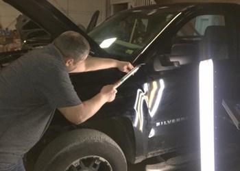 Thornton Auto Hail Repair door ding repair