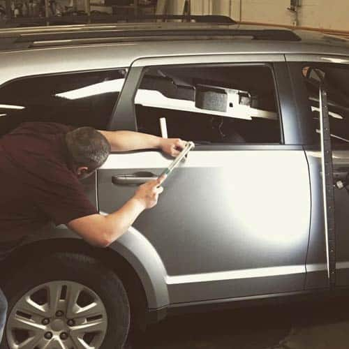 Westminster Auto Hail Repair and Paintless Dent Repair