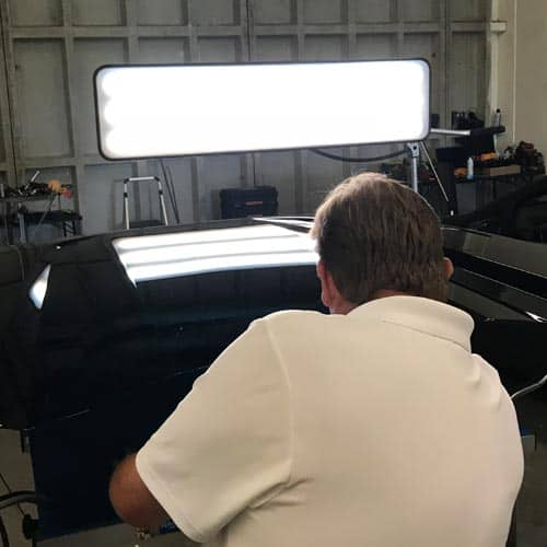 Westminster Auto Hail Repair and paintless dent removal