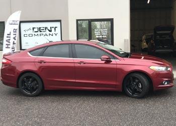 Car dent repair Englewood