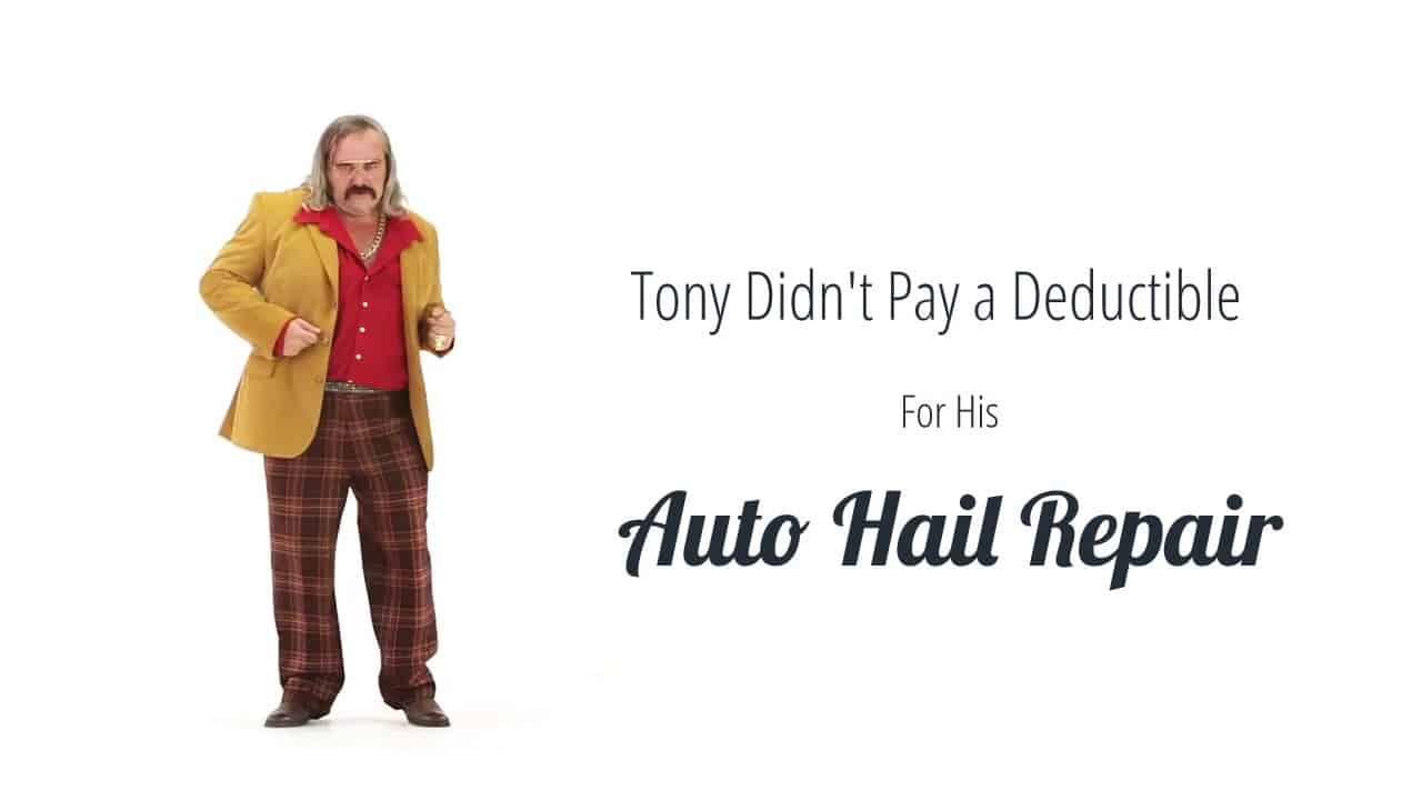 Dallas Auto Hail Repair Video