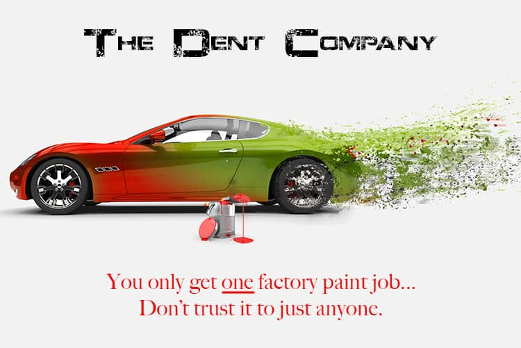 PDR Paintless Dent Repair TDC