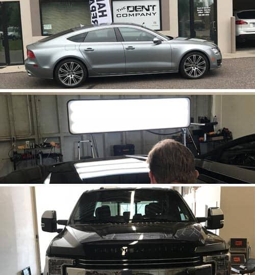 Greenwood Village Auto Hail Repair