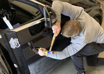 Cost of Dent Removal Louisville, CO