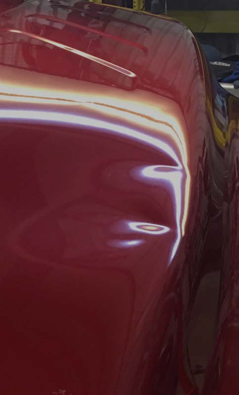 Edgewater Dent Removal