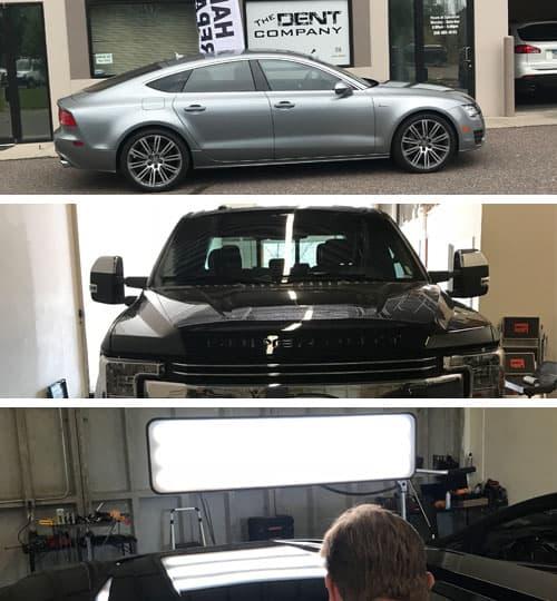 Glendale Auto Hail Repair