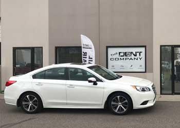 Glendale Car Hail Damage Repair Cost