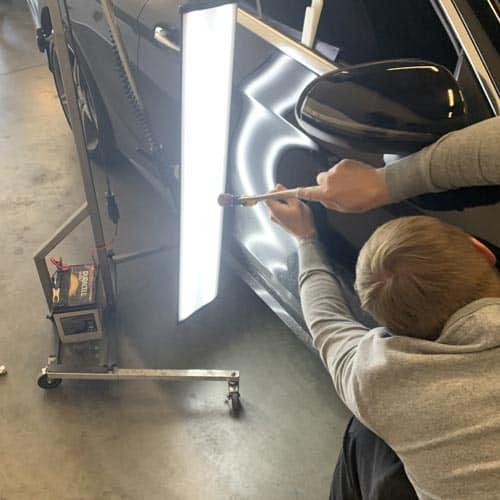 The Auto Hail Repair Experts
