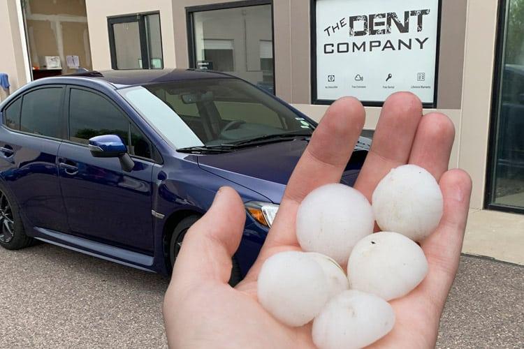 Avoid Auto Hail Damage