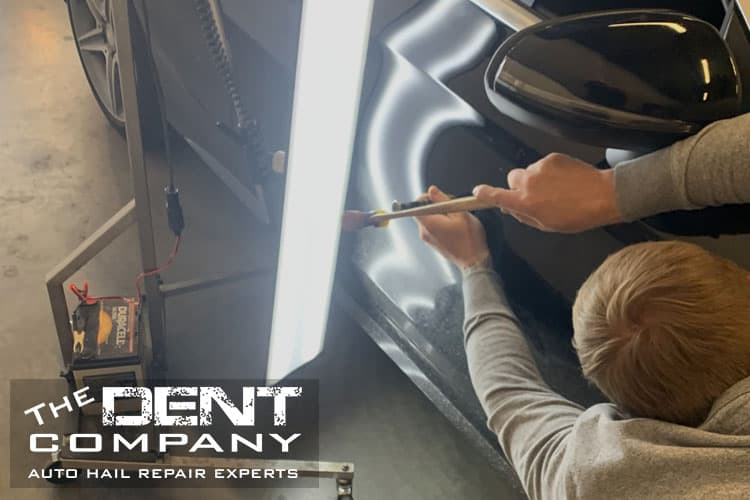 How Does a Paintless Dent Repair Company work