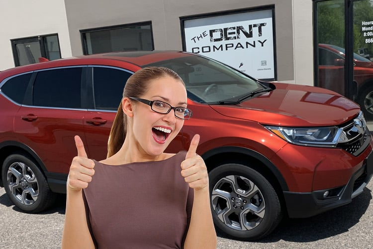 Should You Buy A Car Repaired By PDR?