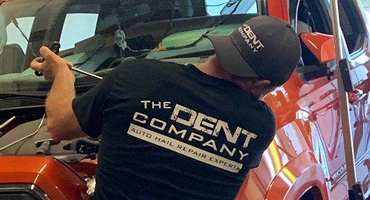 Auto Body Repair by The Dent Company