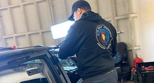 Auto Hail Repair by The Dent Company