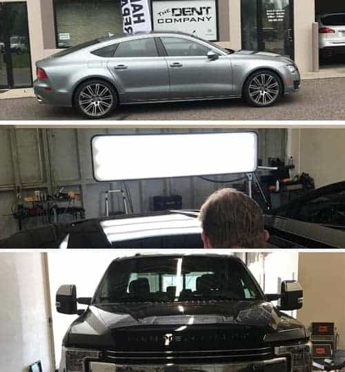 Applewood auto hail repair