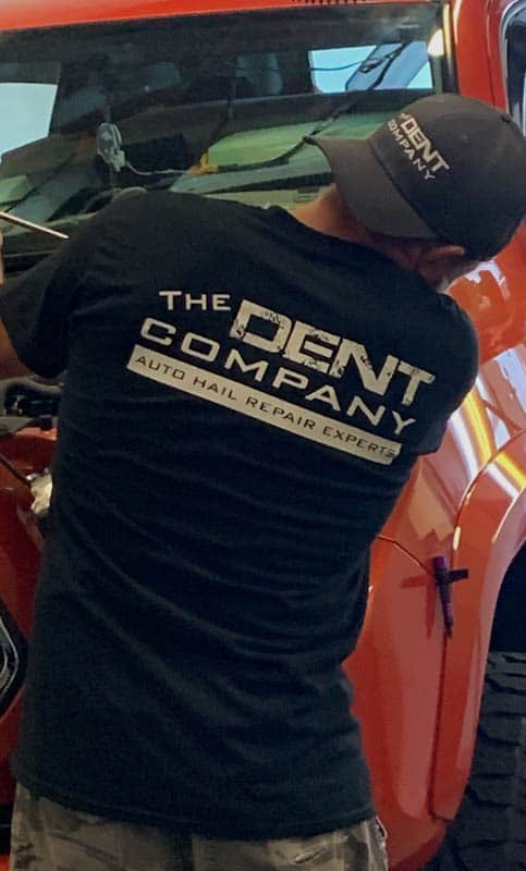 Use Paintless Dent Repair to Fix Hail Damage