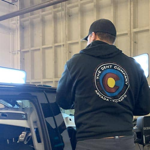 Commerce City Auto Hail Repair