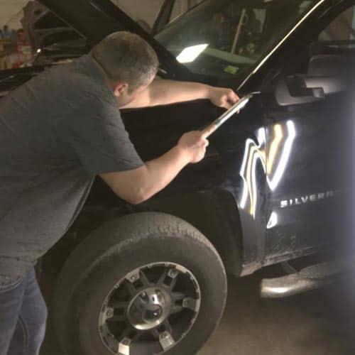 Edgewater Auto Hail Repair