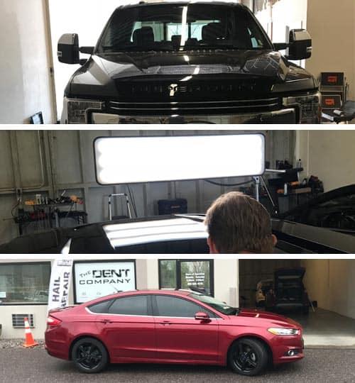 Car Hail Damage Eaton, CO
