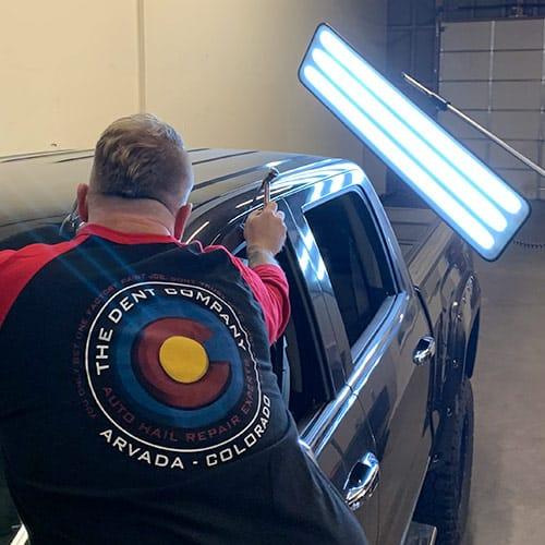 Eaton Auto Hail Repair