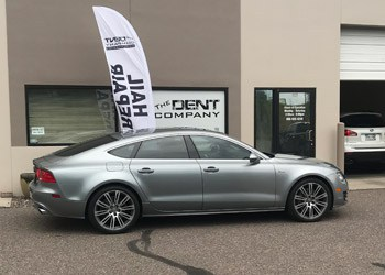 Fix Car Dents in Evergreen, CO
