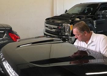 Car Hail Damage Repair in Littleton