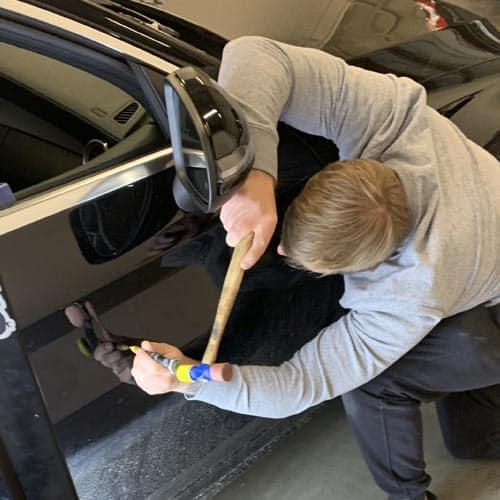Welby Dent Removal