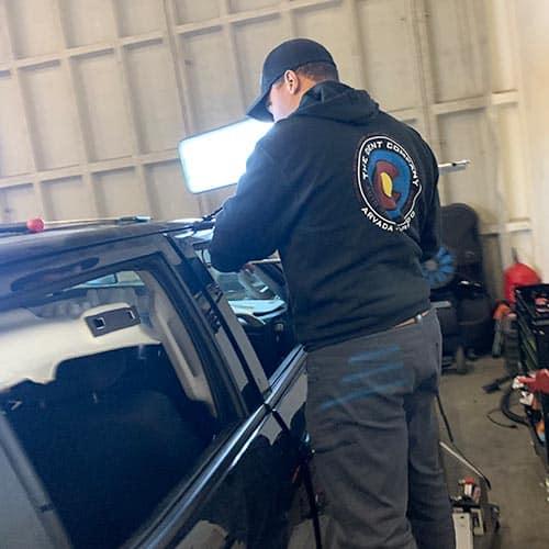 Alamo Placita Auto Hail Repair