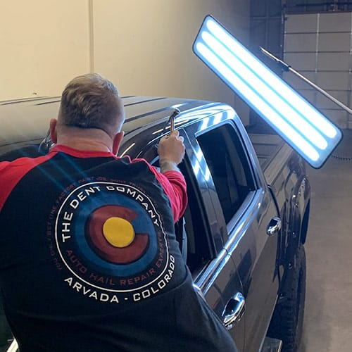 Montclair Auto Hail Repair