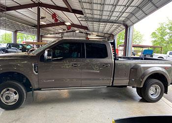 Hail Damage Car Repair in Alamo Heights