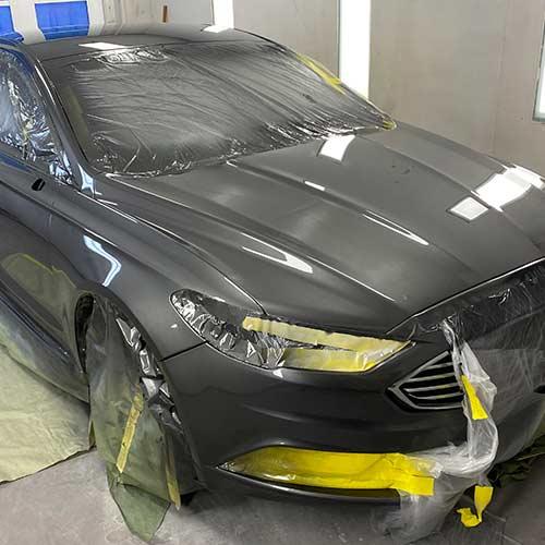 Leon Valley Auto Body Repair Shop