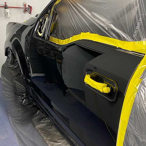 McQueeney Auto Body Repair Shop