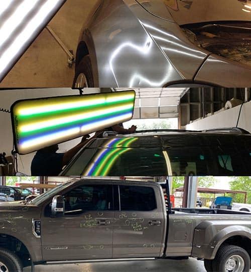 Cedar Park Auto Hail Repair