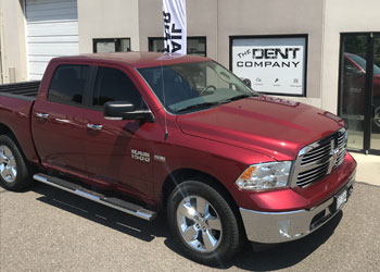 Dent Removal Cost - Leander, TX