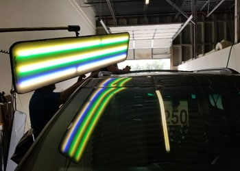 Car Hail Damage Repair - Bastrop