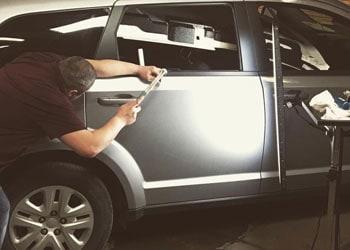Auto Hail Repair Cost in Bastrop, TX?
