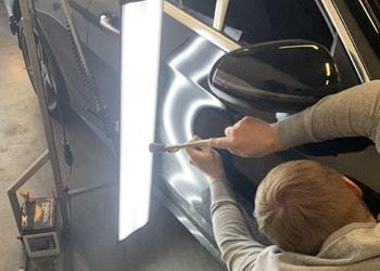 Auto Hail Repair Cost in Big Spring, TX