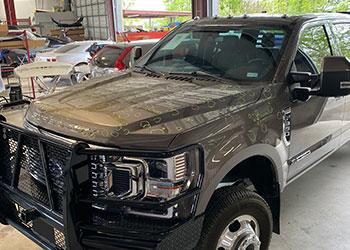 Hail Damage Car in Corpus Christi