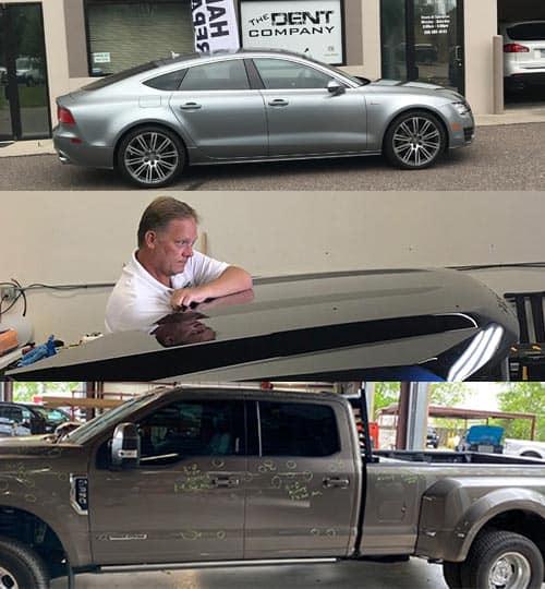 Killeen Auto Hail Repair